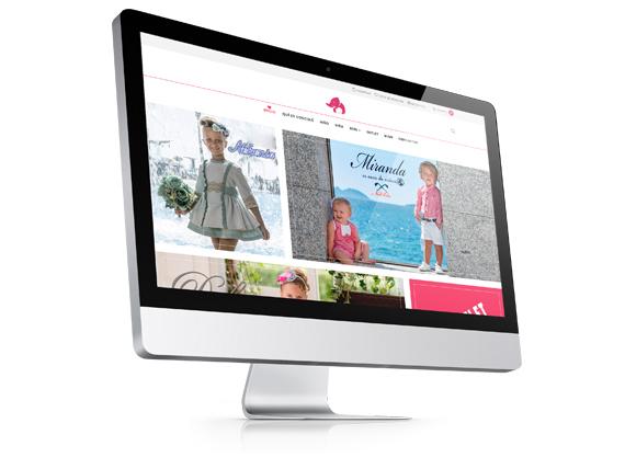 Tienda Online Moda Infantil Coccolé