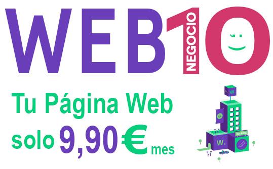 Pagina Web Barata WEB NEGOCIO 10