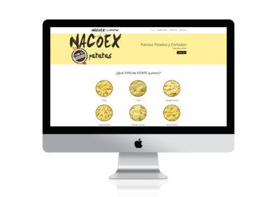 Patatas NACOEX