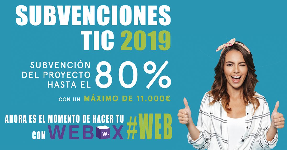 Subvenciones Comercio Electrónico Extremadura 2019-2020